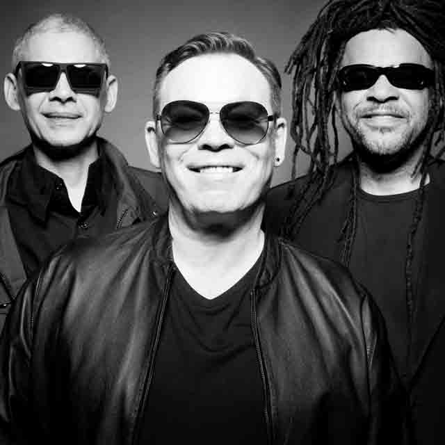 UB40-Ali Campbell, Astro and Mickey Virtue