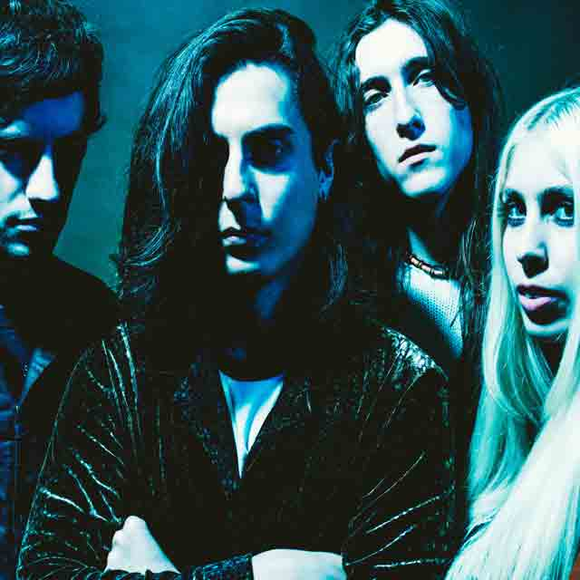 InHeaven to perform at Wychwood Festival 2017.