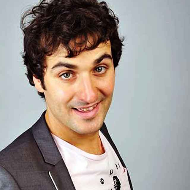 Patrick Monahan to perform at Wychwood Festival 2017.