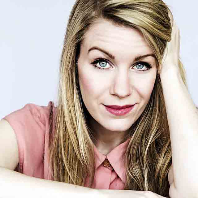 Rachel Parris to perform at Wychwood Festival 2017.