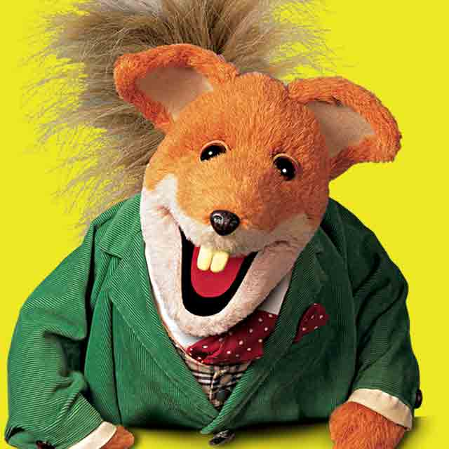 Basil Brush to appear at Wychwood Festival 2019.