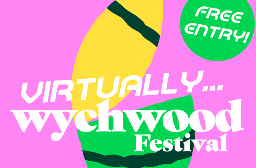Virtually Wychwood Festival 2020 – Free Entry