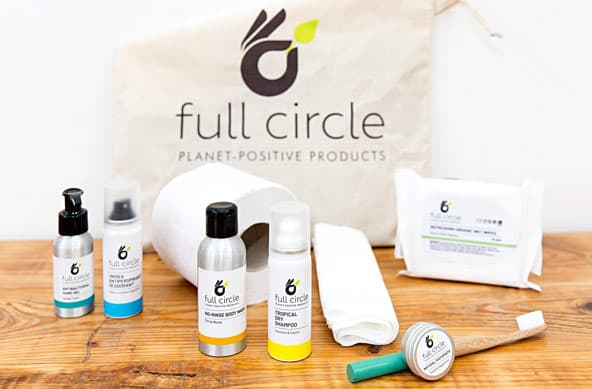 Win a Full Circle Eco-Friendly Hygiene Pack with Wychwood Festival.