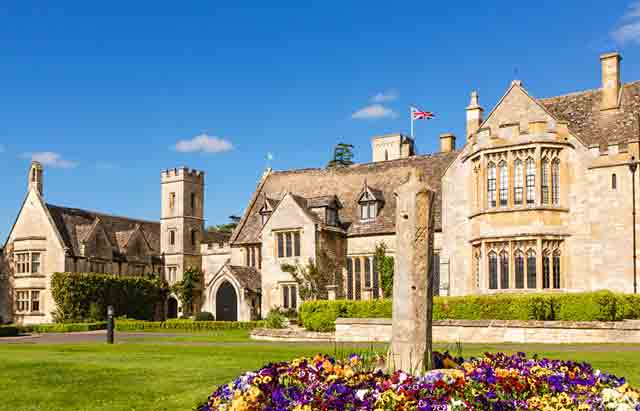 Ellenborough Park Hotel frontage