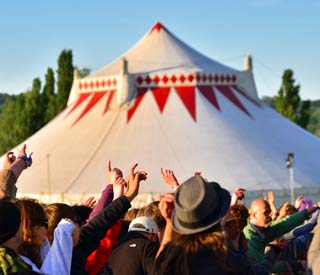 Wychwood Festival: Big Top